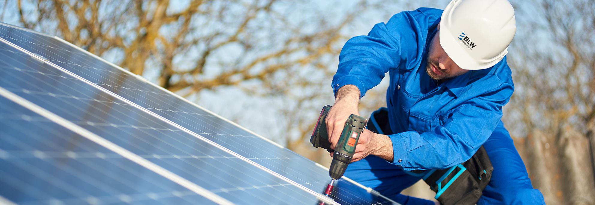 Kosten einer Solaranlage