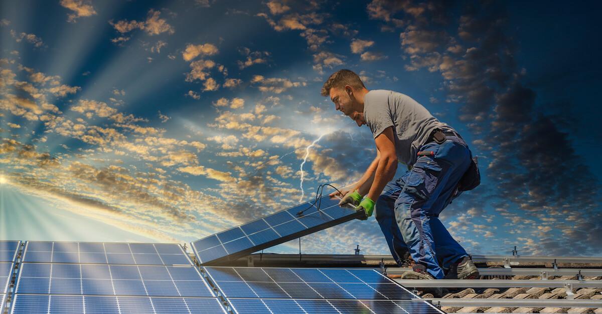 Photovoltaik-Förderung